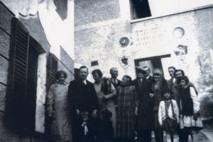 Daria Rubboli e famiglia (1927)