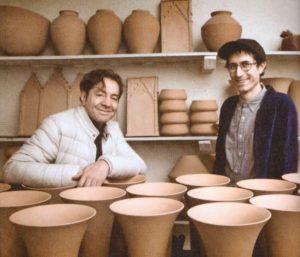 Maurizio con Dimitri Baelher